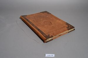 Image of Newcomb Alumnae Record Book