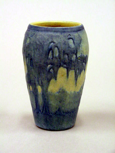 Image of Vase with Cypress Swamp at Dusk Design
