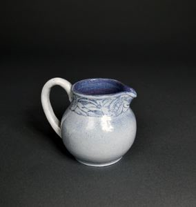 Image of Creamer with Pomegrante Design