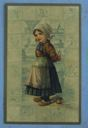 Image of unknown (Dutch Girl with Apples)