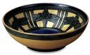 Image of Bowl with Coneflower Design