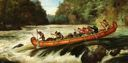 Image of Shooting the Rapids on the Matawa River