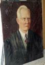Image of Portrait of Judge H.F. Brunot