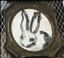 Image of Untitled Oval Rabbit