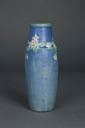 Image of Vase with Confederate Jasmine Design
