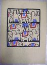 Image of Unknown, (Elephant design study-Verso)