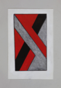 Image of Untitled (Red, Grey and Black)