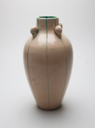 Image of Small Amphora Vase with Snail Design