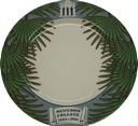Image of Newcomb Centennial Commemorative Plate