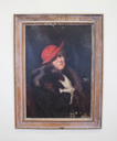 Image of Woman in Red Hat