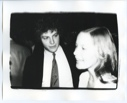Image of Mona Ostagart and Unidentified Man, March 16, 1981