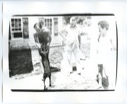 Image of Jon Gould and two Unidentified Men